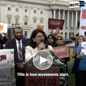 , MoveOn members in 2019: Putting our people power to work, The Politicus