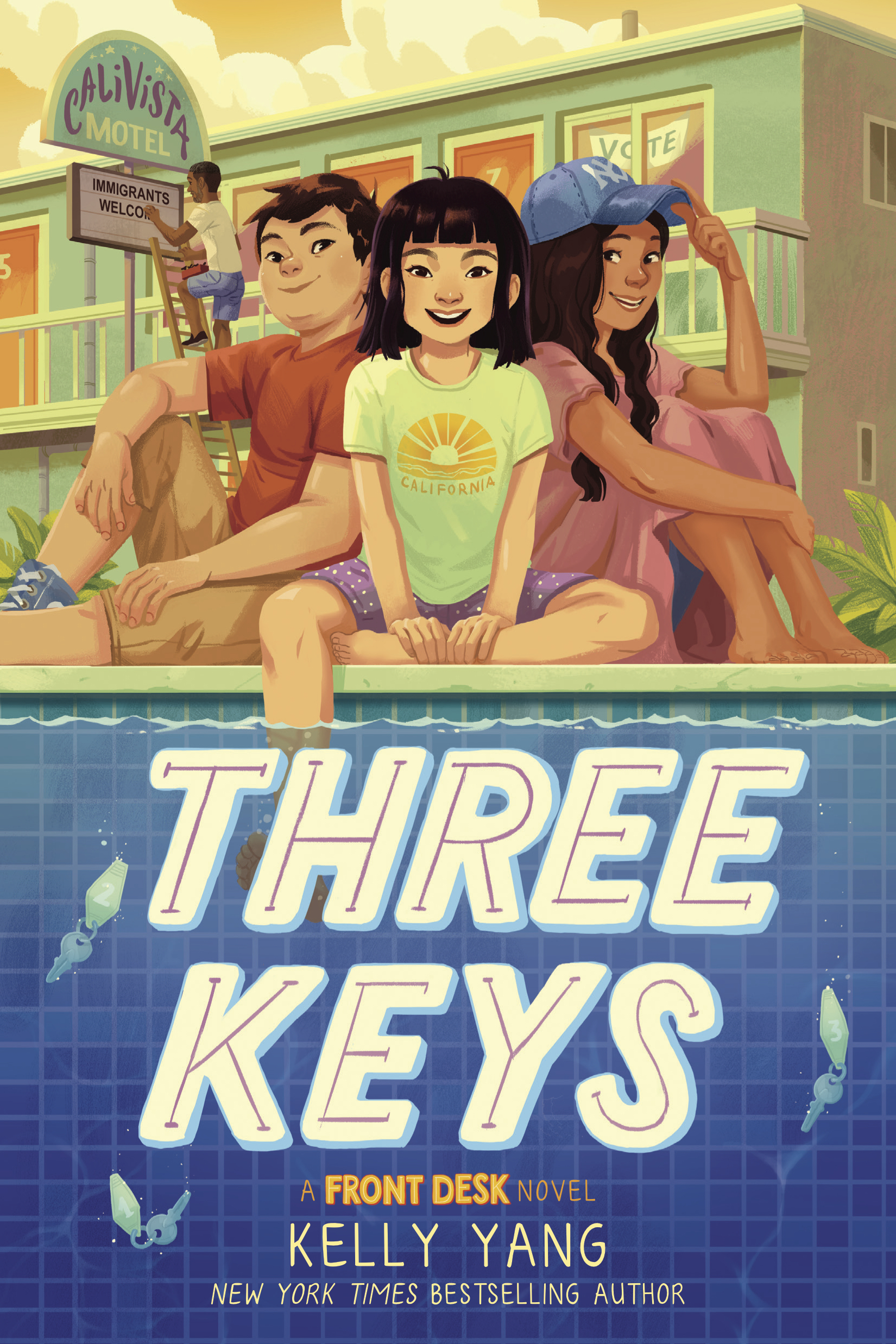 THREE KEYS front cover FINAL