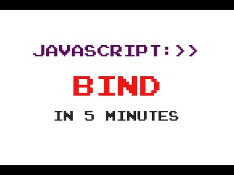 bind(something) in javascript