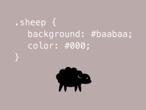 Sheep code pun