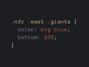 New York code pun