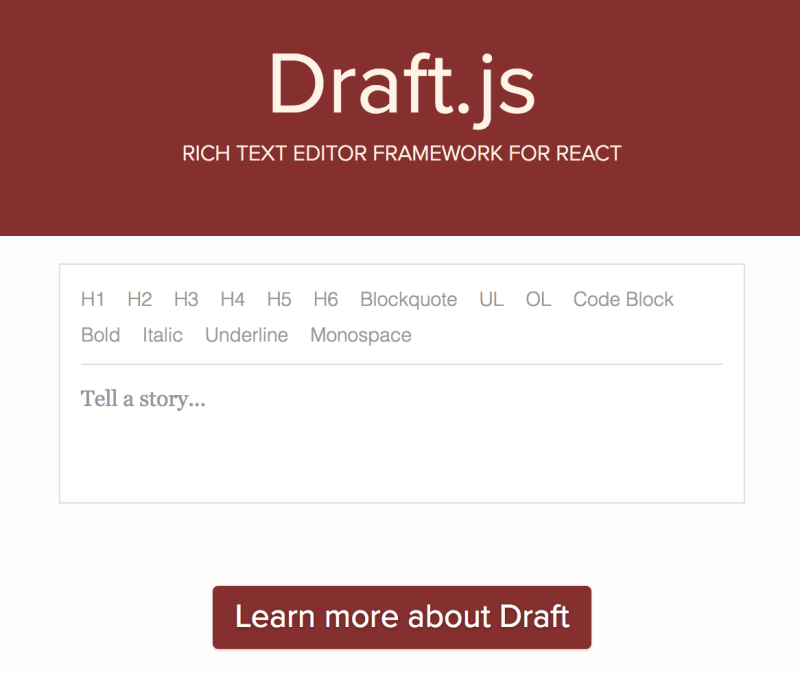 Draft.js