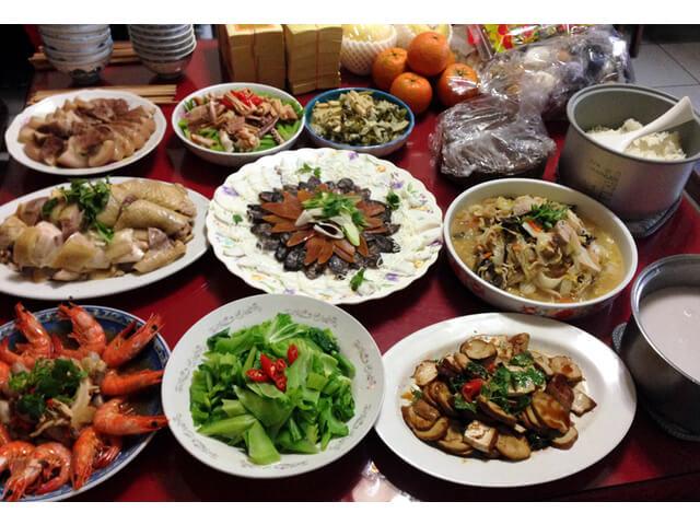 家族円満と幸せを祈る、台湾の年越し料理 | KENKO JIMAN