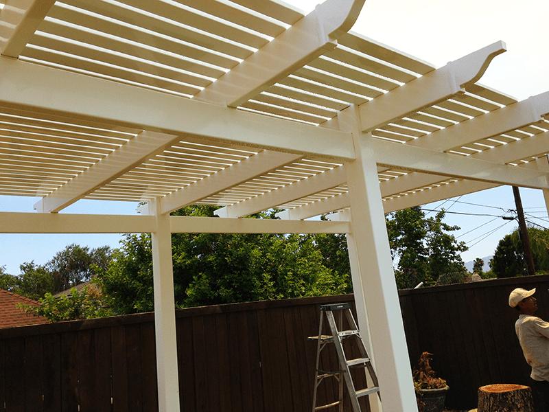 patio cover installers in LA