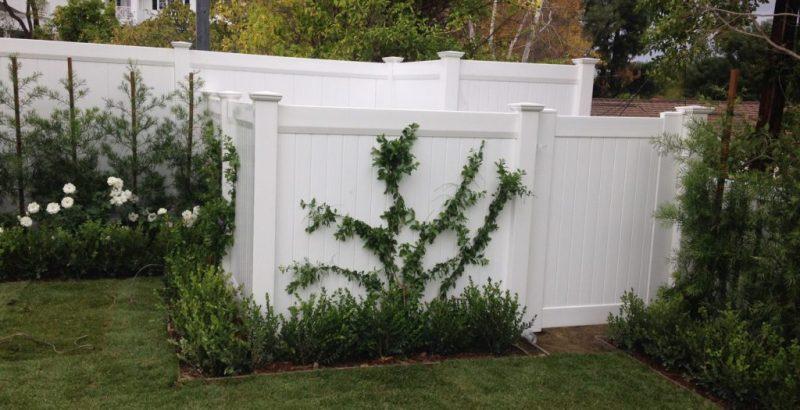 vinyl fence installers in LA