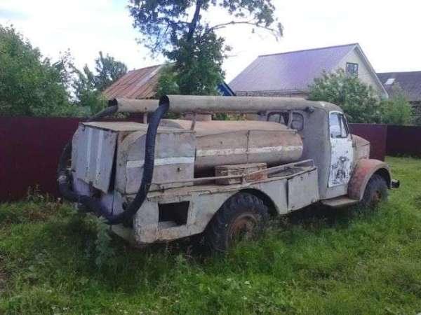 Пожежні села Яльчики відновили автомобіль АЦУ-20 (10 фото ...
