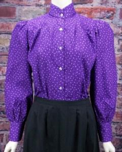 Purple print #328