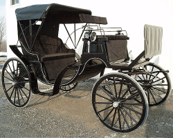 The Victoria by Roberts Carriages 3
