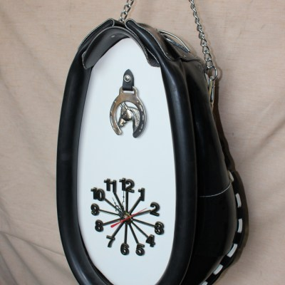 draft collar clock