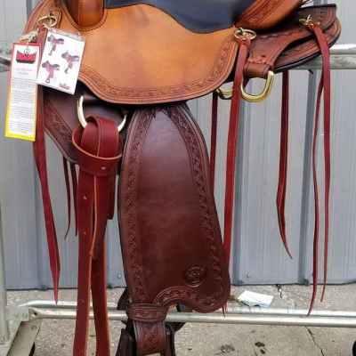 new big horn saddle