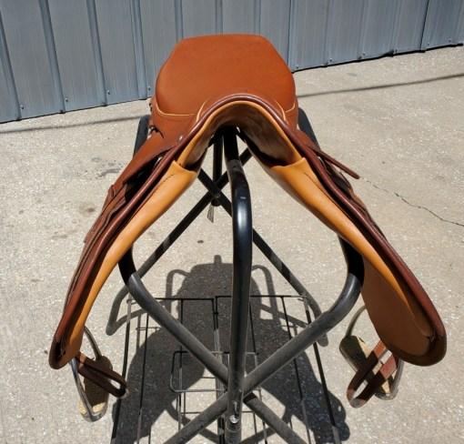 gaited horse saddle