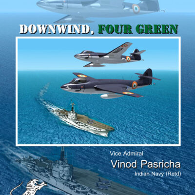 Downwind Fourgreen book by Vinod Pasricha