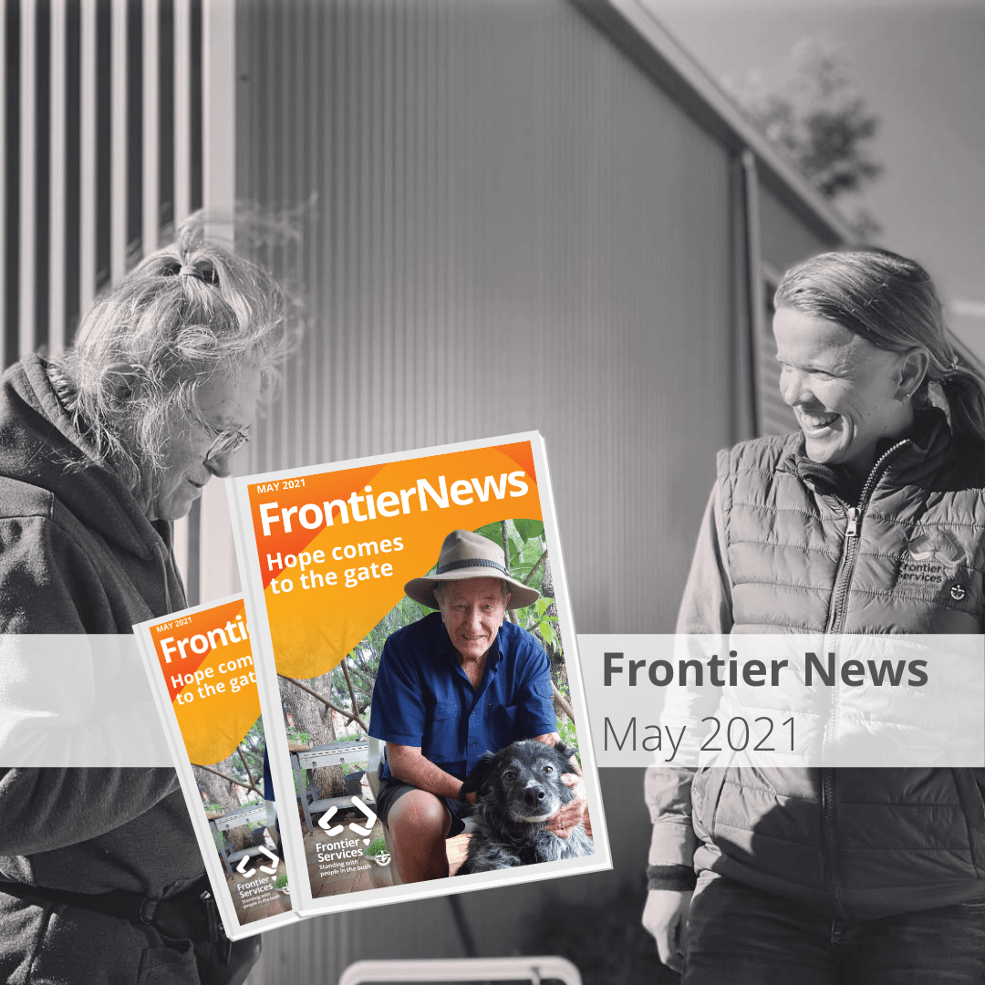 Frontier News May Edition