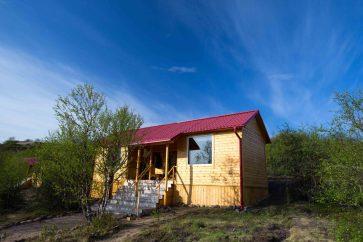 The new Ponoi Cabins