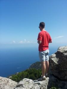 Nel blu dipinto di blu dell'Isola d'Elba