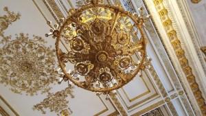 Sognando principi, danze e banchetti nel Palazzo d'Inverno