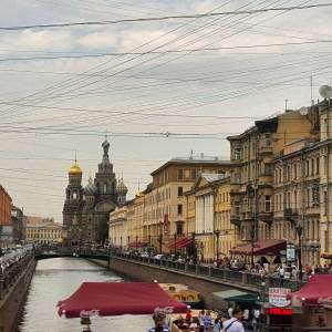 Il caos regna sovrano nella città sovietica