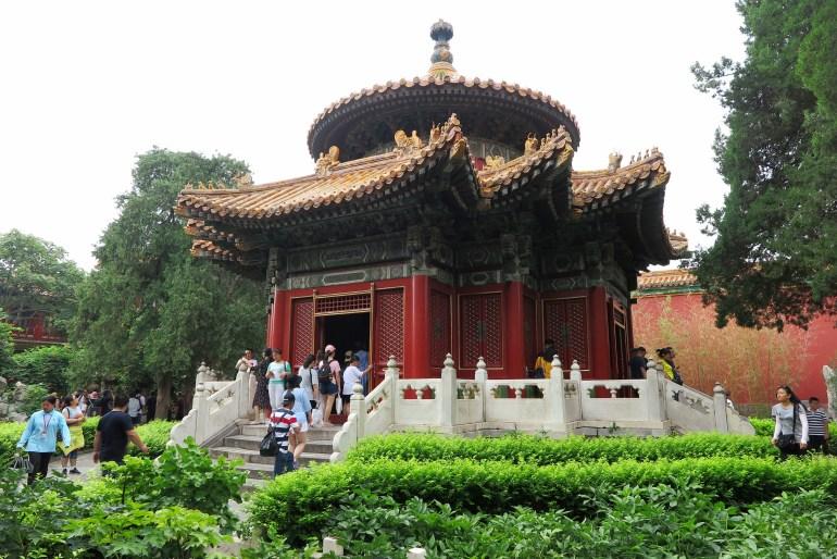 pagoda cinese a beijing