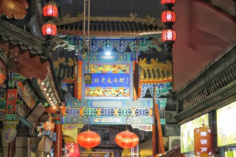 mercato di pechino