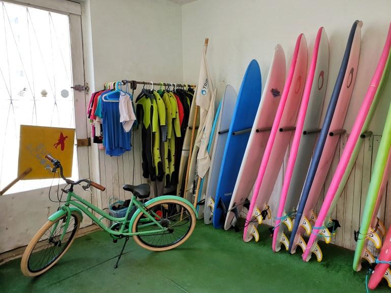 scuola di surf portogallo