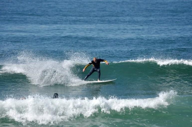 surf in portogallo