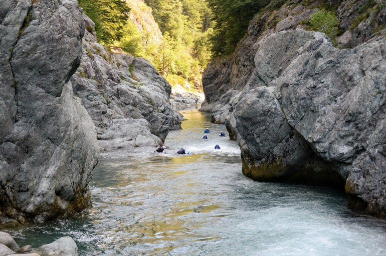 valsesia fiume sesia