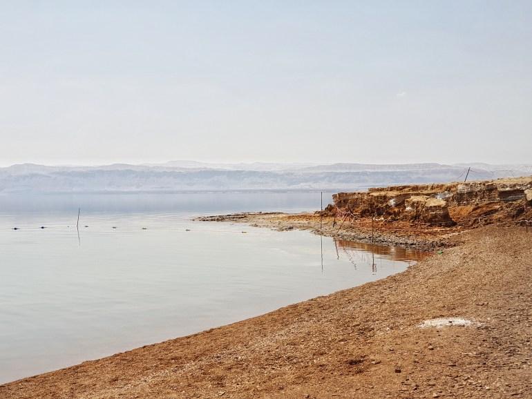 mar morto giordania