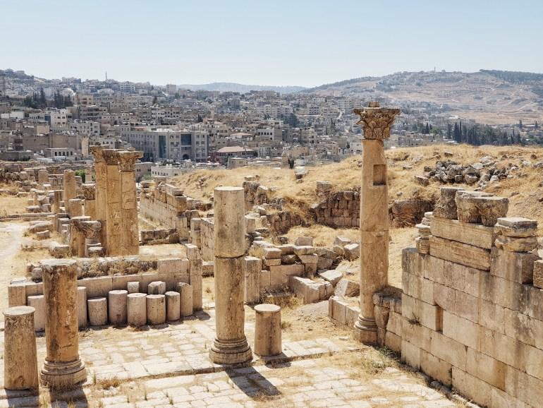 pompei in giordania