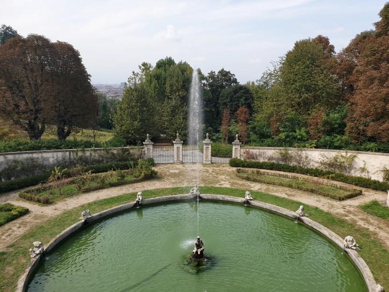 fontana villa regina
