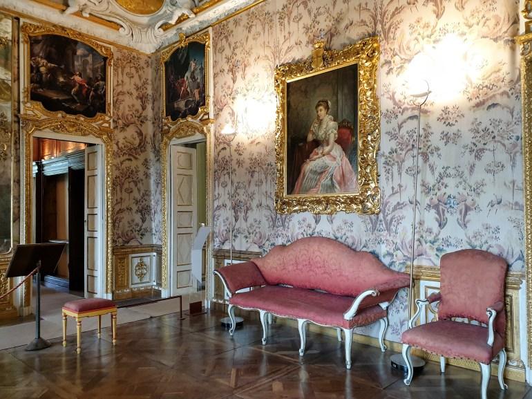stanza della regina