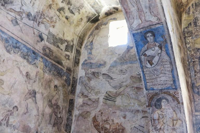 mosaici in giordania