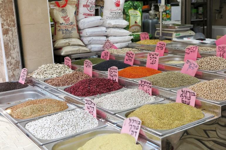 levinsky market israele