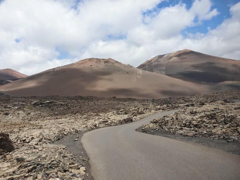 strada dei vulcani lanzarote