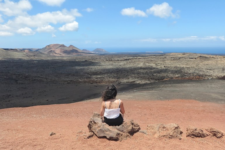 visita timanfaya national park