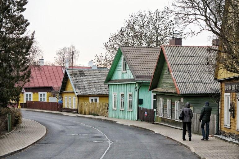 raggiungere Trakai da Vilnius