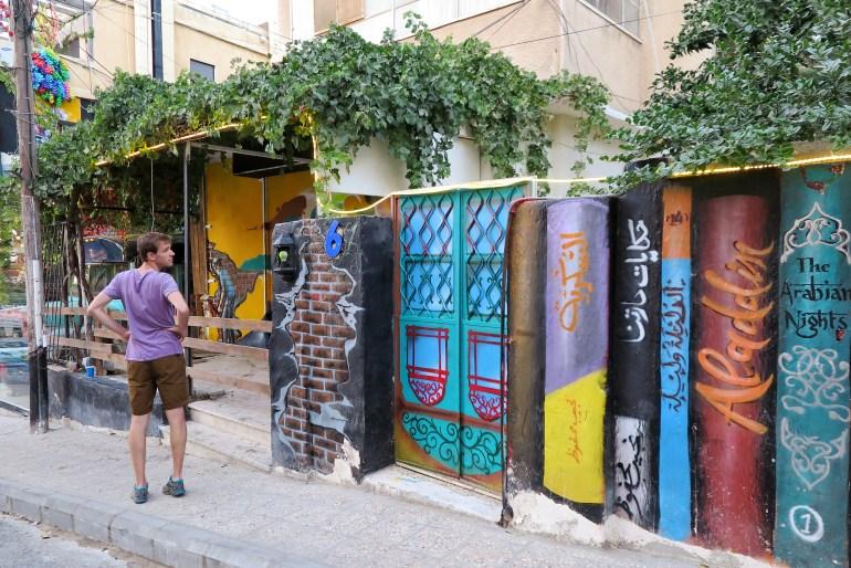 rainbow street Amman