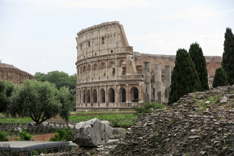 colosseo a roma