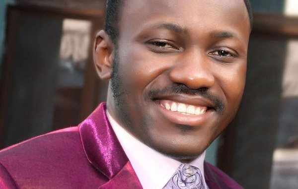 Image result for Apostle Johnson Suleman