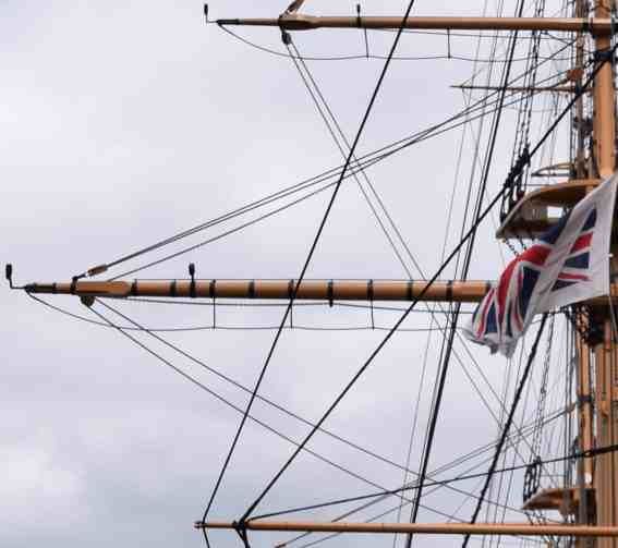 Ships rigging with the Nikon D5300