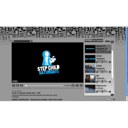 stepchild snowboards – Page 2 – FrontLipped