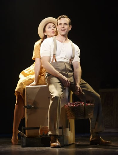 Bright Star From Grammy and Emmy winner Steve Martin and Grammy-winning singer-songwriter Edie Brickell comes this hopeful and heart-swelling new musical, directed by Tony winner Walter Bobbie. Don't miss this powerful reminder that even in the darkest sky, there's always one… Bright Star. Carmen Cusack reprises the role of Alice, which she originated in Bright Star's world premiere production, and will be joined by co-stars Paul Alexander Nolan, Tony Award nominee Michael Mulheren, A.J. Shively, Hannah Elless, Tony Award nominee Stephen Bogardus, three-time Tony Award nominee Dee Hoty, Stephen Lee Anderson, Emily Padgett, Tony Award nominee Jeff Blumenkrantz, along with Maddie Shea Baldwin, Allison Briner, Max Chernin, Patrick Cummings, Sandra DeNise, Richard Gatta, Lizzie Klemperer, Michael X. Martin, William Michals, Tony Roach, Sarah Jane Shanks and William Youmans.