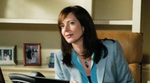 Pictured: Allison Janney as C.J. Cregg