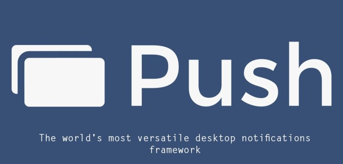 Push notifications javascript