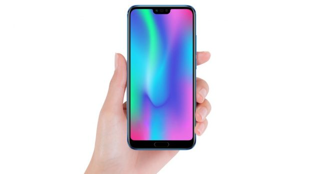 Honor 10: Lots of display and notch on the front