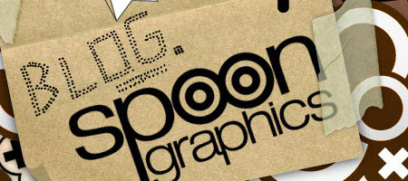 Blog SpoonGraphics is a blog about graphics and web design