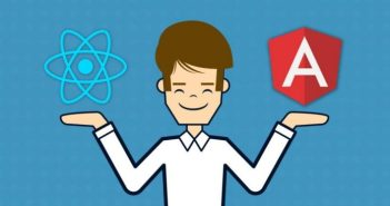 Frameworks Angular and React