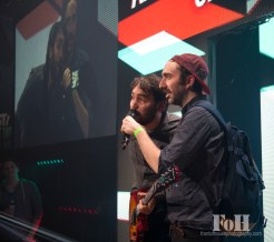 Hollerado win LIVE ARTIST/GROUP OR DUO OF THE YEAR