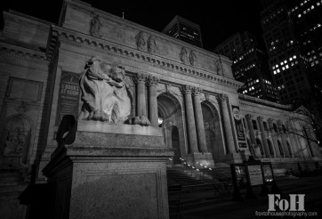 New York Public Library, 42nd Street