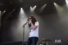 July, 23, 2016 - Oro-Medonte, Canada: American singer-songwriter Kurt Vile performers with his band The Violators at Wayhome Music & Arts Festival (Bobby Singh/Polaris).