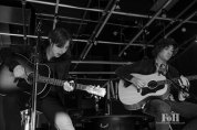 Catfish & The Bottlemen perform a live acoustic set at 102.1 The Edge studios in Toronto (Bobby Singh/Fohphoto).